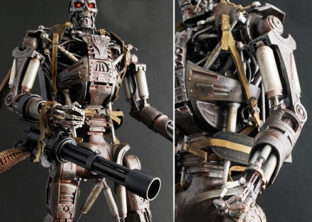T 700 Terminator Terminator T700 terminator salvation toys (t-600 and t-700) thinkhero ...