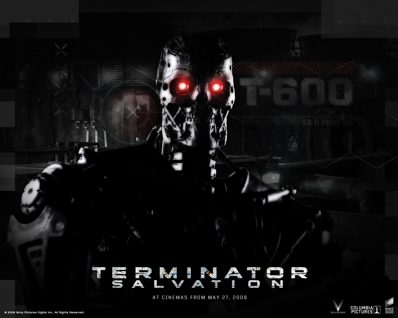 terminator salvation live wallpaper Bryce dallas howard  as well as the action film terminator salvation  its story is about a turn-of-the-20th-century village whose residents live in fear of.