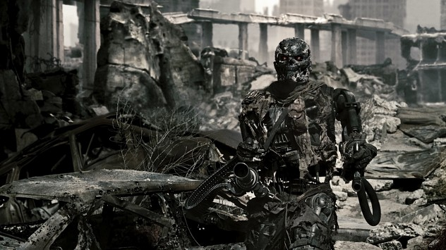 tons of new �terminator salvation� pics thinkherocom