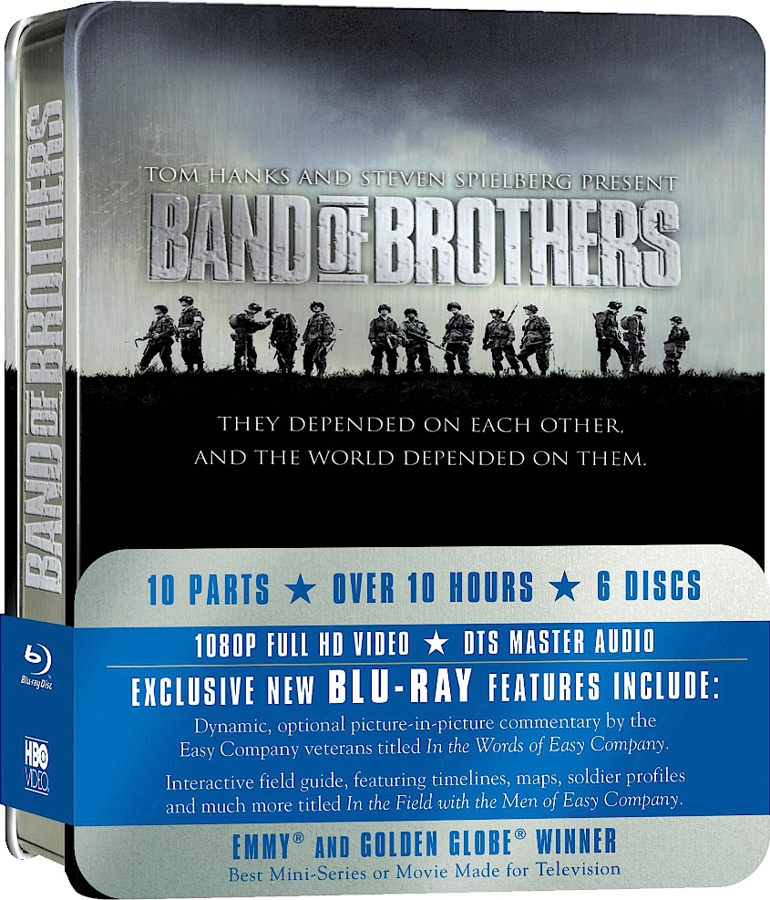 HBO Sale! Band of Brothers, Rome, Deadwood, and The Wire | ThinkHero ...