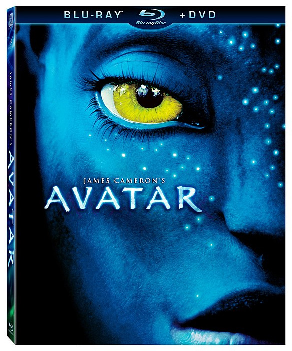 Avatar 2 Full Movie Hd: 'AVATAR' Blu-Ray/DVD Cover Art (PIC)