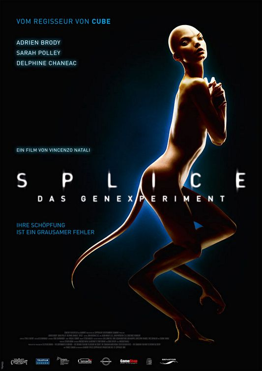 World4NoCost: Splice (2009) Dual Audio BRRip 300 MB