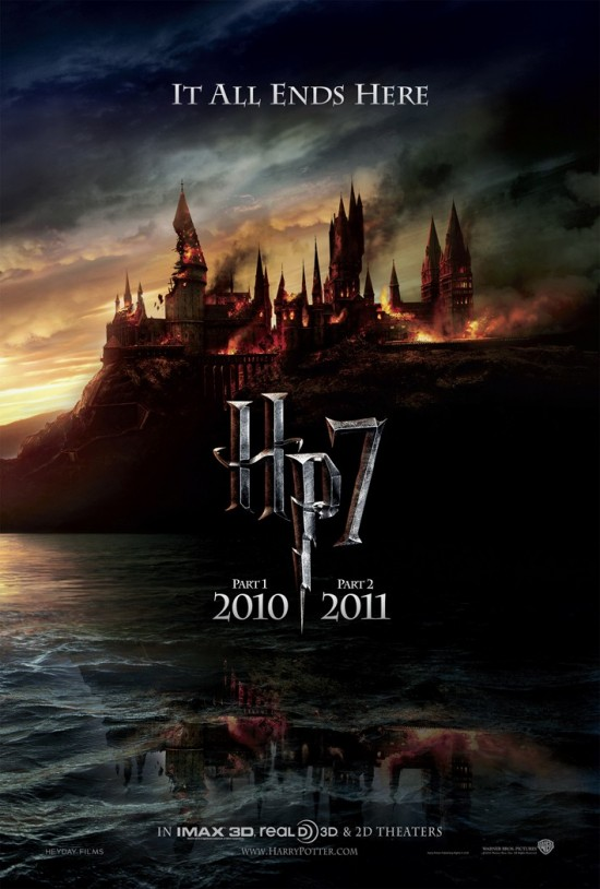 harry potter 7 poster. Check out this teaser poster