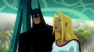 Batman and Supergirl from Superman/Batman: Apocalypse