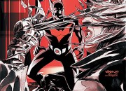Batman Beyond Issue 4 Cover Art