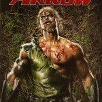 Green Arrow Issue 3 Cover Art