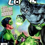 Green Lantern Corps Issue 51 Cover Art