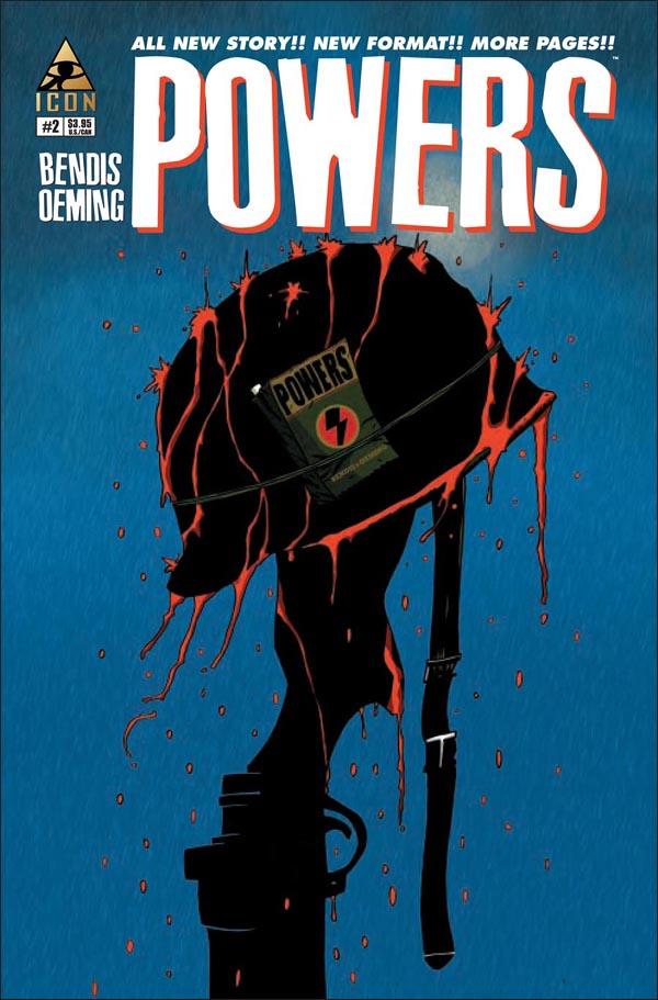 Powers Cover