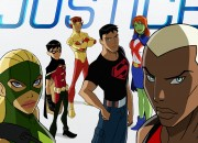 Young Justice Cartoon Network high res poster