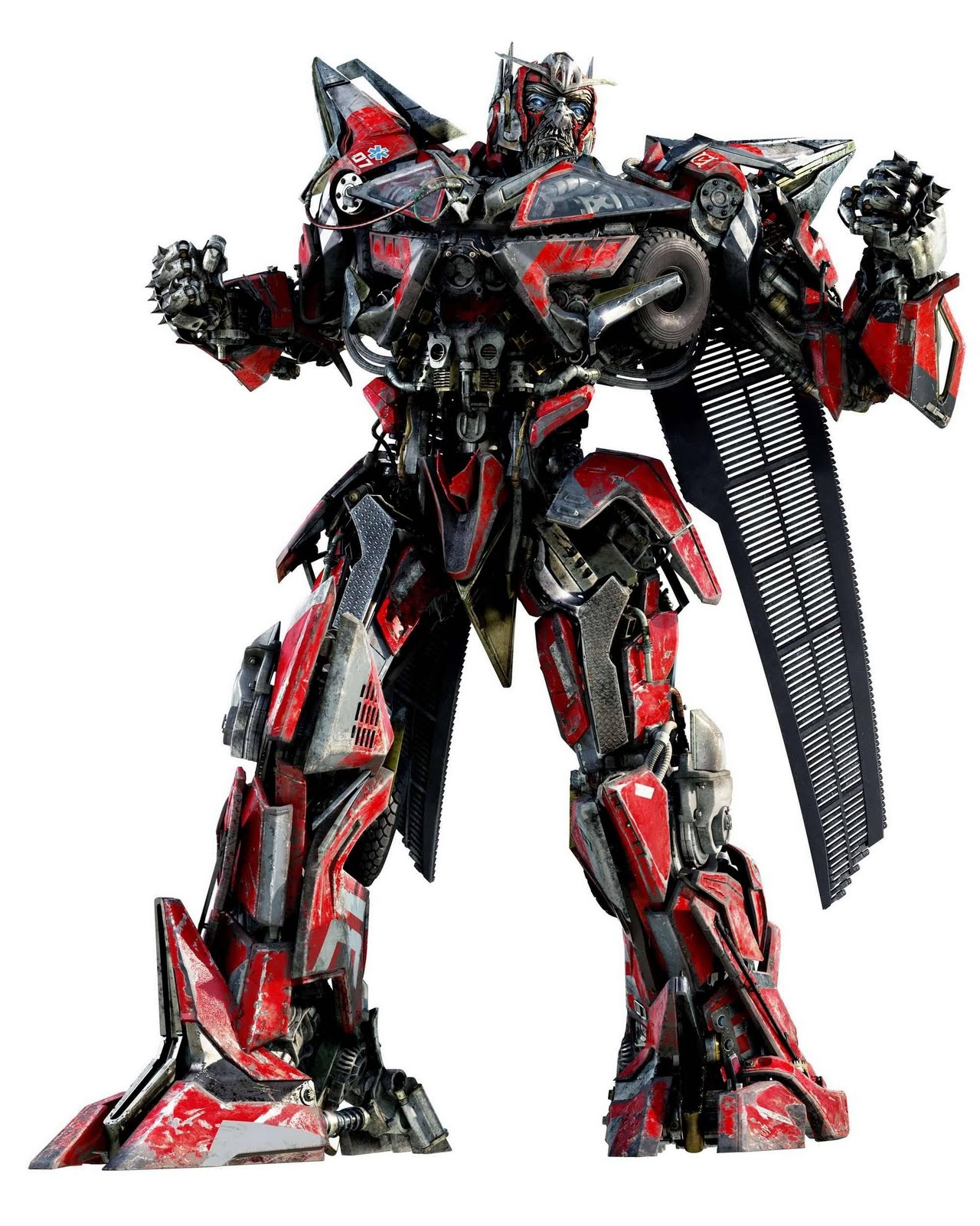 New Sentinel Prime Images From Transformers 3 PICS ThinkHero