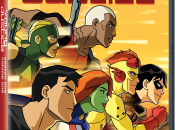Young Justice S1V1 DVD Cover