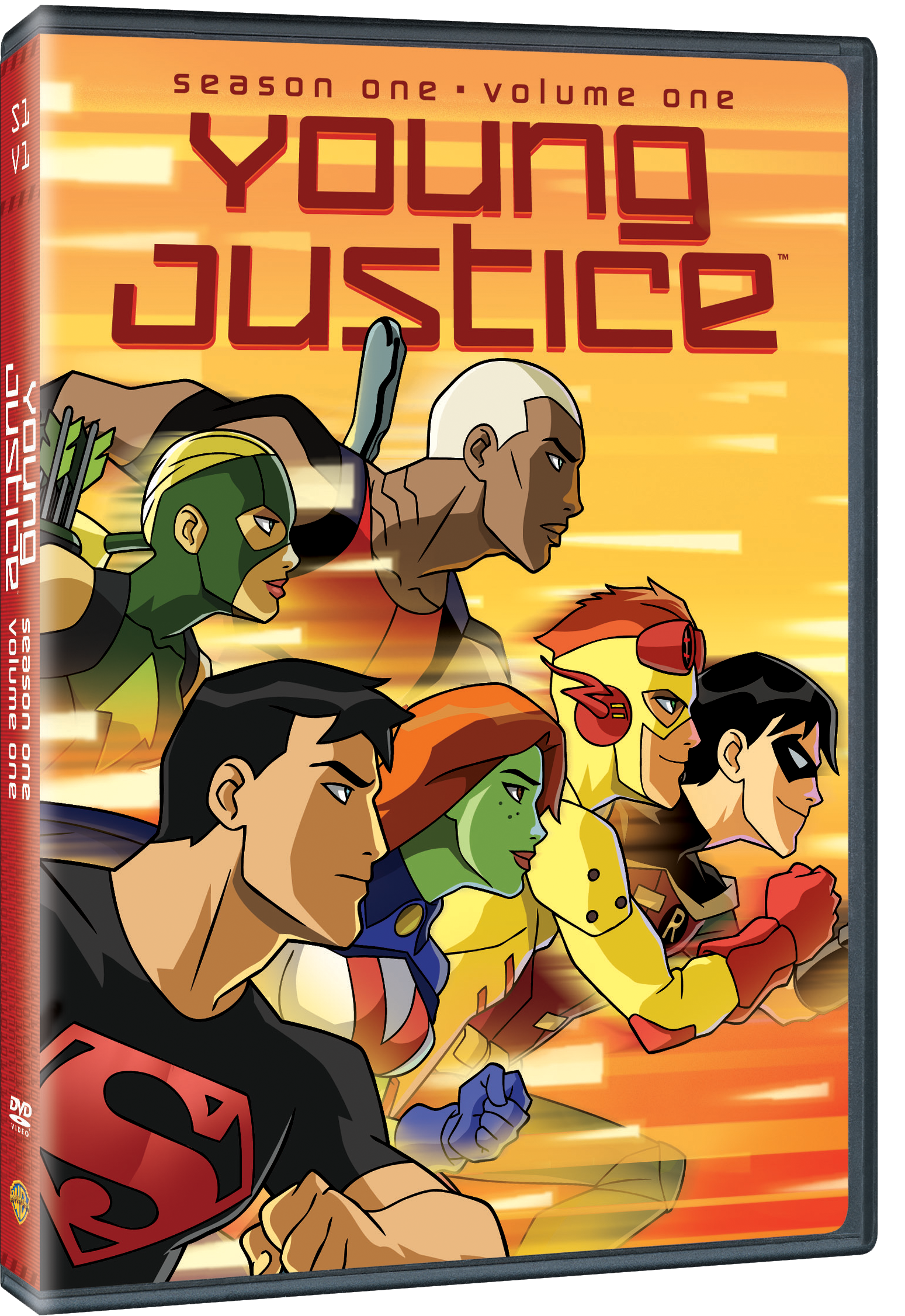 Young Justice - Saison 01 [Complete]