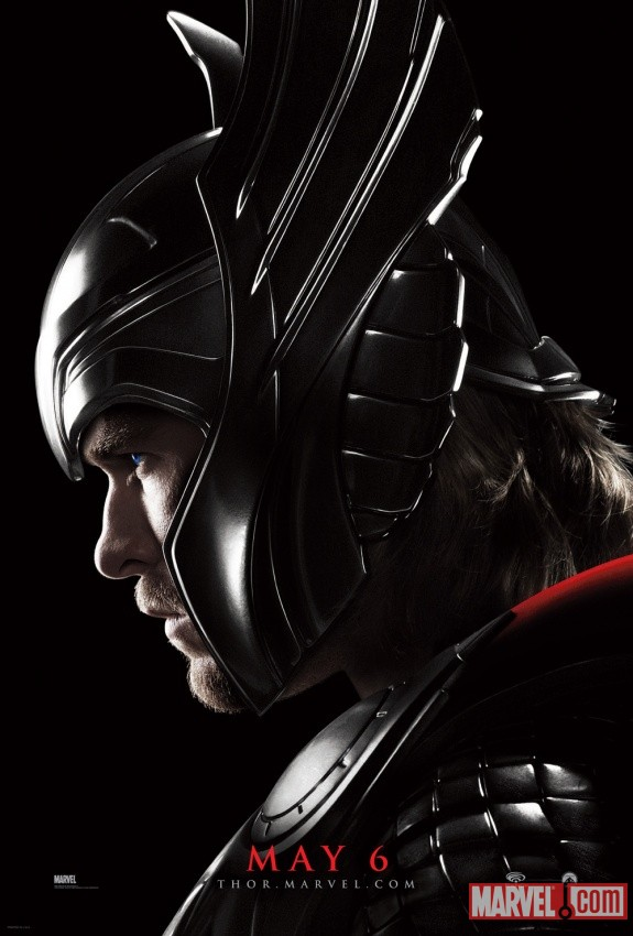 thor movie poster. Check out my review of Thor