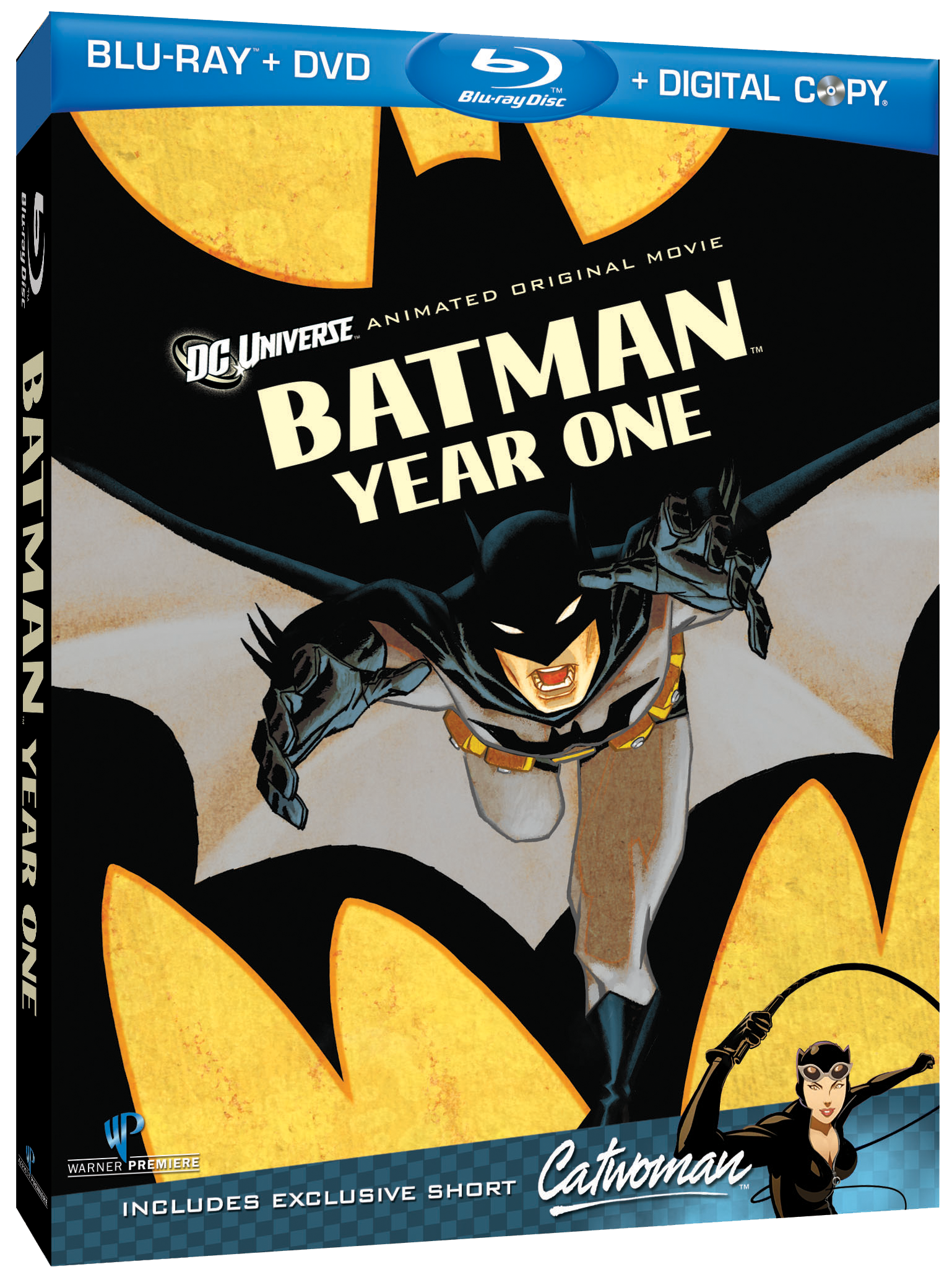 batman year one Two men come to gotham city: bruce wayne after years abroad feeding his lifelong obsession for justice and jim gordon after being too honest a cop with the w.