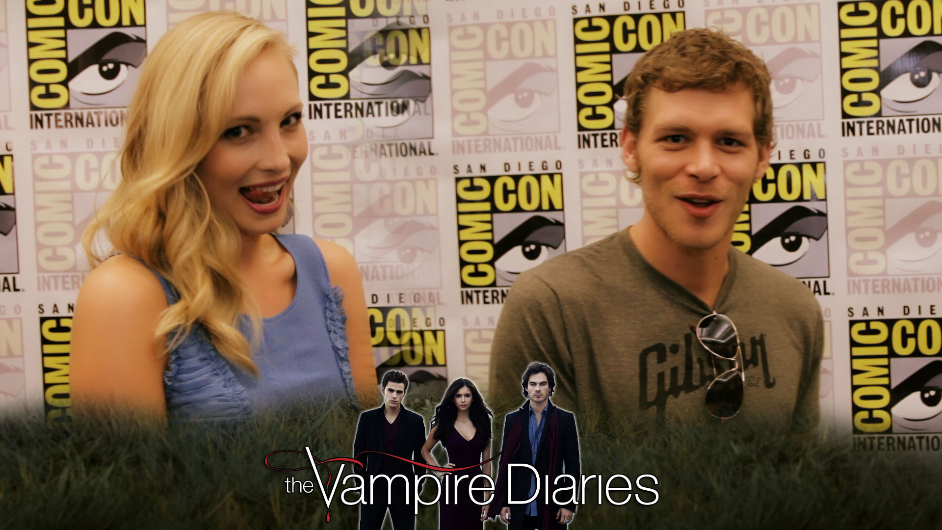 joseph dating Joseph morgan was recently spotted cuddling up to vampire diaries co-star persia white could the two possibly be dating.