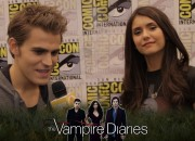 vampire diaries comic con 2011 paul nina