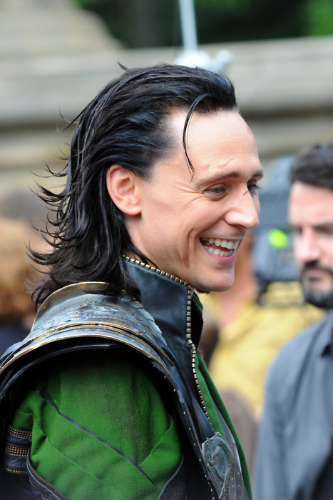 Loki Thor 2 Hair Tom Hiddleston Talks �...