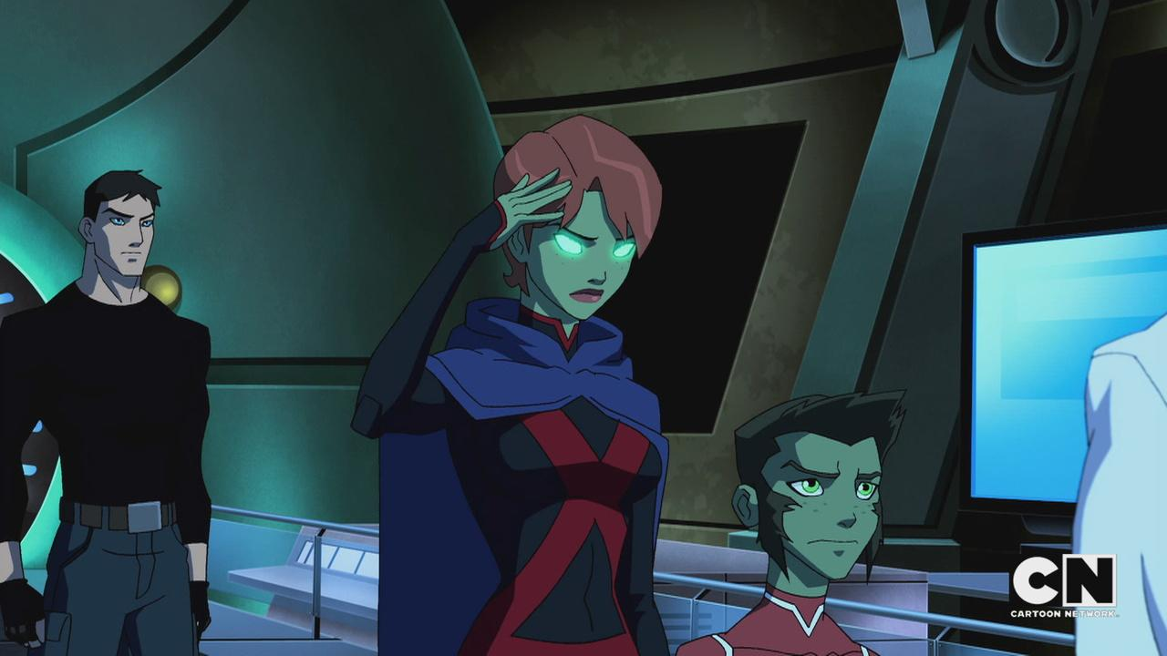 Young Justice Season 3 Nightwing the Justice League
