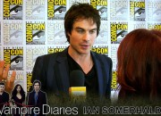 Ian Vampire Diaries Comic Con 2012 Featured