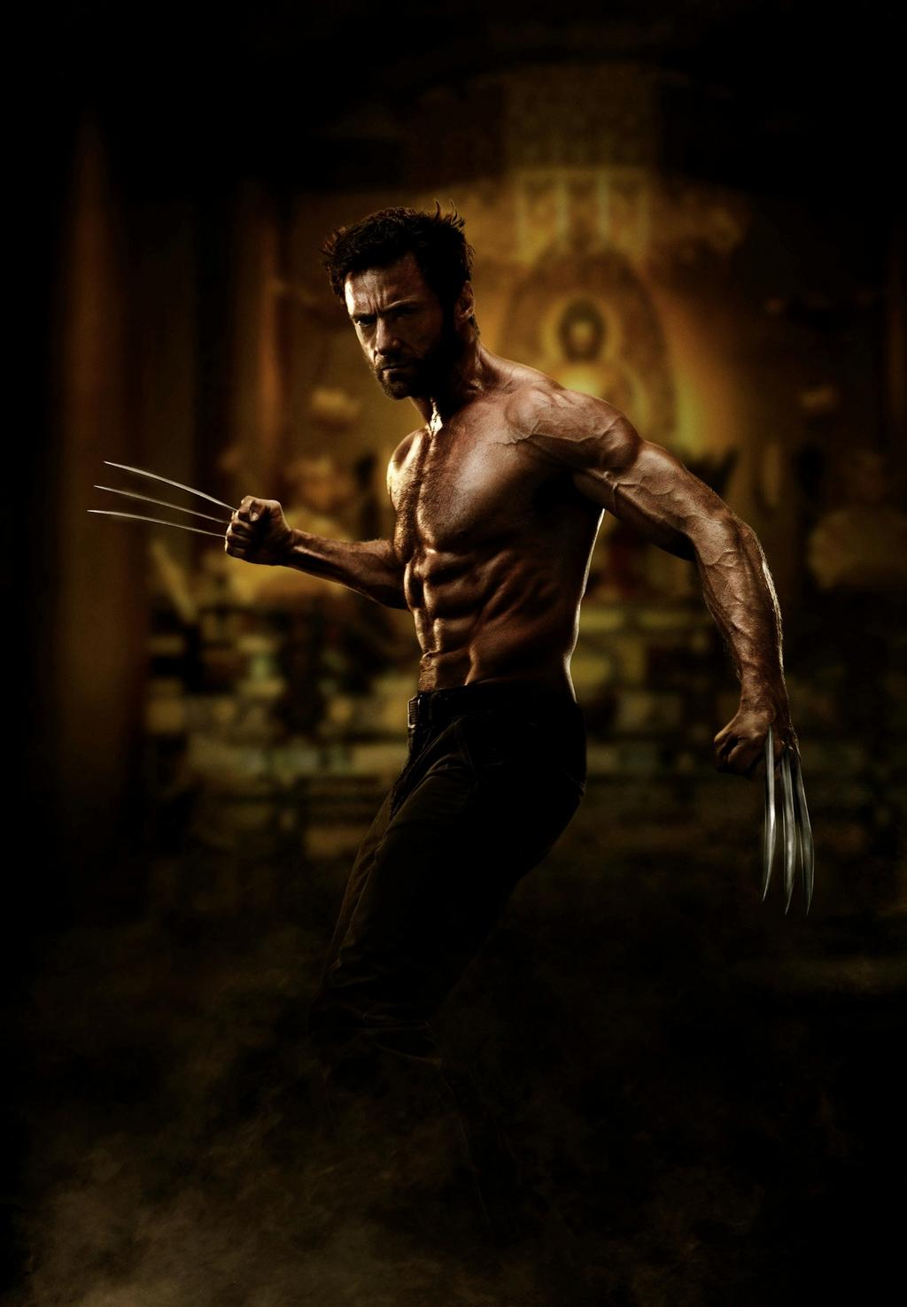 The Wolverine\' – First Official Image Of Hugh Jackman (PIC ...