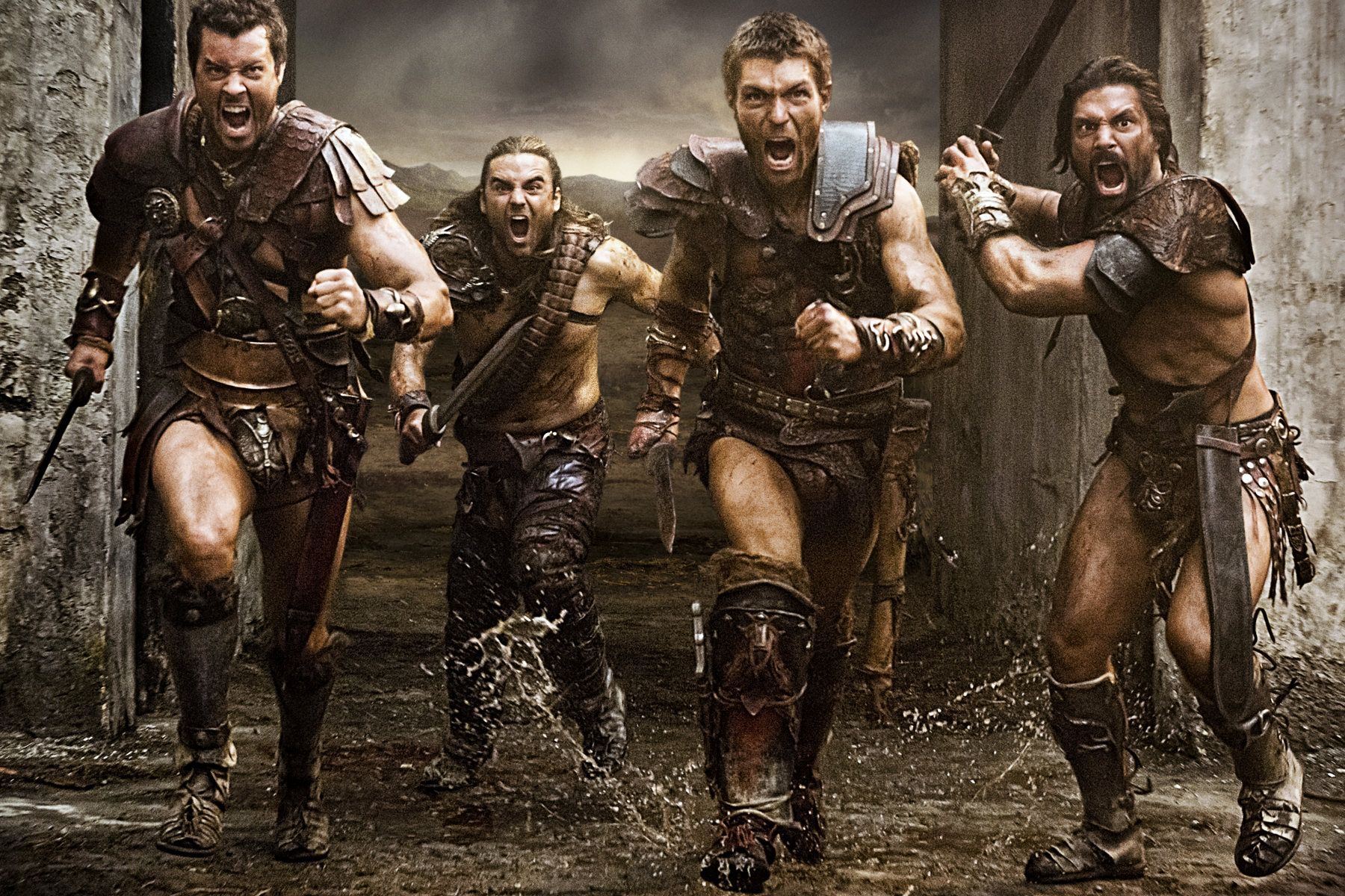 "Spartacus: War of the Damned Season Premiere ""Enemies of ..."