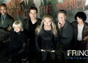 FRINGE: The Fringe team returns in the FRINGE Season Five premiere airing Friday, Sept. 28 (9:00-10:00 PM ET/PT) on FOX. ©2012 Fox Broadcasting Co. Pictured L-R: Lance Reddick, Blair Brown, Joshua Jackson, Anna Torv, John Noble and Jasika Nicole. CR: Kharen Hill/FOX