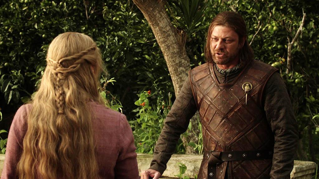نتيجة بحث الصور عن Game of Thrones - Season 1 Episode 7 2011